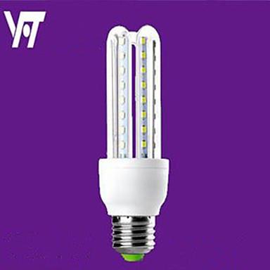 2700-6500 lm E26/E27 B22 Ampoules Maïs LED T 48 diodes électroluminescentes SMD 2835 Décorative Blanc Chaud Blanc Froid AC 220-240V