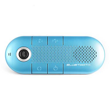 κιτ αυτοκινήτου Bluetooth handsfree συνδέεται πάνω στον ήλιο αυτοκίνητο προσωπίδα, Bluetooth 4.0 μπορεί να υποστηρίξει δύο τηλέφωνα