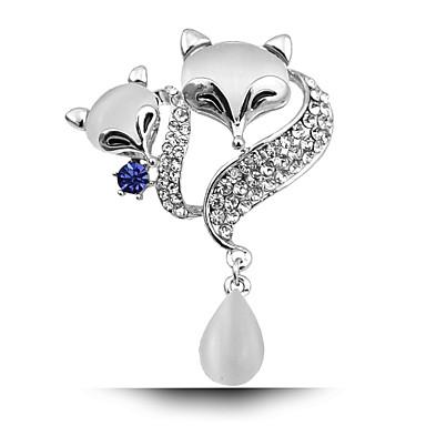Dames Modieus Legering Goud Zilver Sieraden Voor Bruiloft Feest Dagelijks Causaal