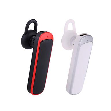 draadloze bluetooth v3.0 headset oorhaak stijl mono oortelefoon met microfoon voor iPhone samsung mobiele telefoon