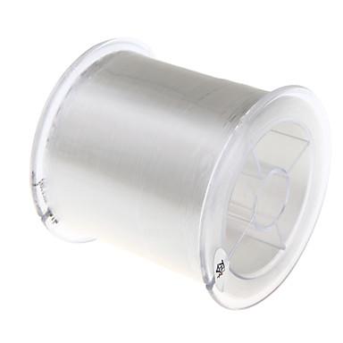 500M / 550 Yards Monofilament Transparant 12lb 0.285 mm VoorZeevissen / Vliegvissen / Aas Uitzoeken / IJsvissen / Draaiend / Schuddend