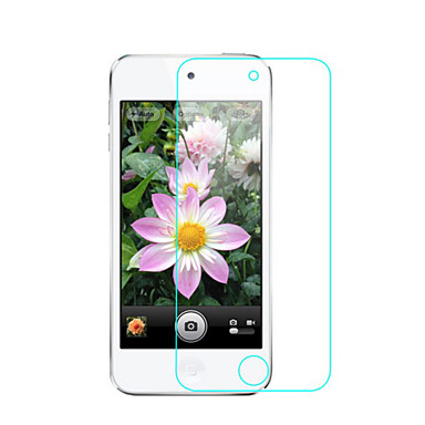 hd krasbestendige glazen beschermfolie voor ipod touch 5 ipod screen protectors