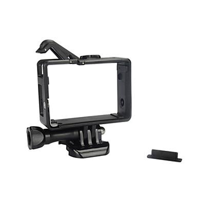 glad Frame Beschermend Doosje Zakken Schroef Bevestiging Voor Actiecamera Xiaomi Camera Gopro 4 Gopro 3 Gopro 3+ Gopro 2 TOSHIBA CAMILEO