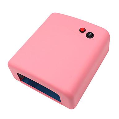 2colour hoge kwaliteit 36W UV lamp 220v eu plug nagel lamp professionele gel nagel droger genezen licht nail art gereedschap