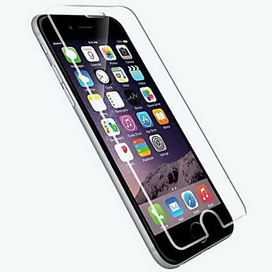 voordelige iPhone 6s / 6 screenprotectors-AppleScreen ProtectoriPhone 6s High-Definition (HD) Voorkant screenprotector 1 stuks Gehard Glas / iPhone 6s / 6 / 9H-hardheid / Explosieveilige