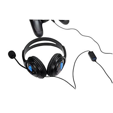 # - PS4 - Nieuwigheid - Plastic - Audio en Video - Koptelefoons - Sony PS4 - Sony PS4