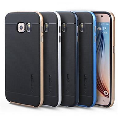 alta qualidade 2 em 1 híbrido TPU + caso difícil PC para Samsung Galaxy S6 (cores sortidas)