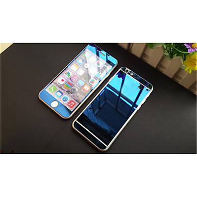 Ekran koruyucu zarı temperli cam filmi 9h renk kaplama patlama iphone 6s için kanıt artı / 6 artı