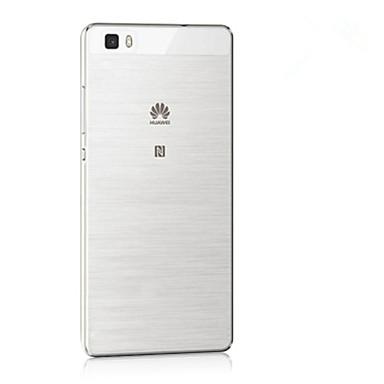 Para Capinha Huawei / P8 Lite Ultra-Fina Capinha Capa Traseira Capinha Cor Única Macia TPU HuaweiHuawei P8 Lite / Huawei Honor 6 / Huawei