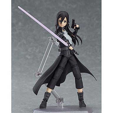 Anime Action Figures geinspireerd door Sword Art Online Asuna Yuuki 13 CM Modelspeelgoed Speelgoedpop