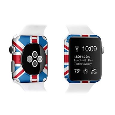 Apple iWatch horloge 38mm screen protector kleurrijke 42mm voor en achter screen protector