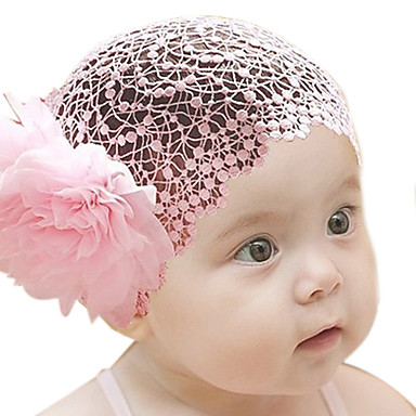 [$2.99] Girls' Hair Accessories, All Seasons Headbands - White Red Pink