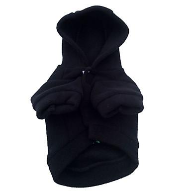 Hund Kapuzenshirts Hundekleidung Lässig/Alltäglich Buchstabe & Nummer Kostüm Für Haustiere