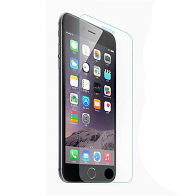 Ecran protector Apple pentru iPhone 6s iPhone 6 Sticlă securizată 1 piesă Ecran Protecție Față La explozie 2.5D Muchie Curbată