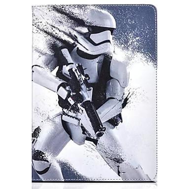 Capinha Para iPad Air Com Suporte Capa Proteção Completa Desenho Animado PU Leather para iPad Air