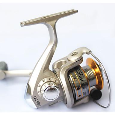 Molinetes Rotativos 5.1:1 Relação de Engrenagem+6 Rolamentos Trocável Rotação Pesca de Água Doce Outro Pesca Geral Pesca de Isco - SG4000A