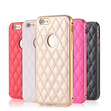 hoesje Voor iPhone 6 Plus Bumper Hard Metaal voor iPhone 6s Plus iPhone 6 Plus