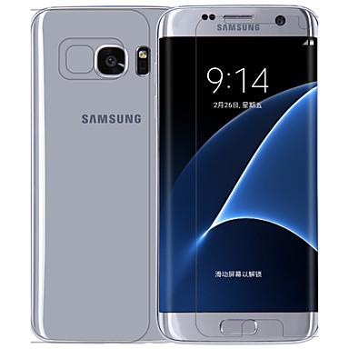 cristal nillkin película transparente tela anti-impressão digital protetor para Samsung Galaxy S7