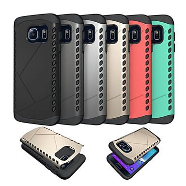 Voor Samsung Galaxy S7 Edge Schokbestendig hoesje Achterkantje hoesje Pantser PC Samsung S7 edge / S7