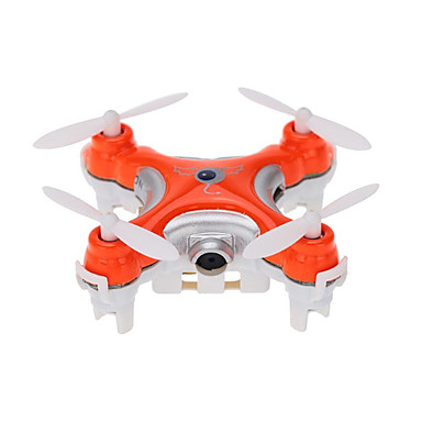 [$33.83] RC Drone Cheerson CX-10c RTF 4CH 6 Axis 2.4G With HD Camera 0.3MP 480P RC Quadcopter 360°Rolling / With Camera RC Quadcopter / Remote