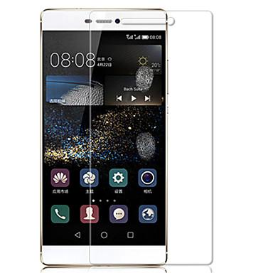 robbanásbiztos új hd három anti- edzett üveg fólia Huawei P8