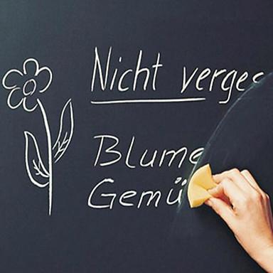 Tablă de scris cu creta Perete Postituri Acțibilduri de Tablă Autocolante de Perete Decorative,Vinil Material Pagina de decorarede perete