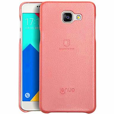 Mert Samsung Galaxy tok Dombornyomott Case Hátlap Case Egyszínű PC Samsung A7(2016)