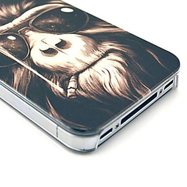 Per 04892200 iPhone Apple iPhone disegno X Custodia iPhone 8 iPhone 8 X 8 Per 8 Animali Fantasia iPhone per Morbido iPhone TPU Plus retro Plus dwSqBB
