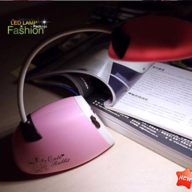 1개 LED 밤 빛 LED 독서 조명 충전식 110-221V