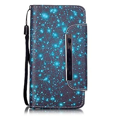 케이스 제품 LG LG케이스 카드 홀더 지갑 스탠드 플립 패턴 전체 바디 케이스 풍경 하드 PU 가죽 용 LG Leon /LG C40 H340N