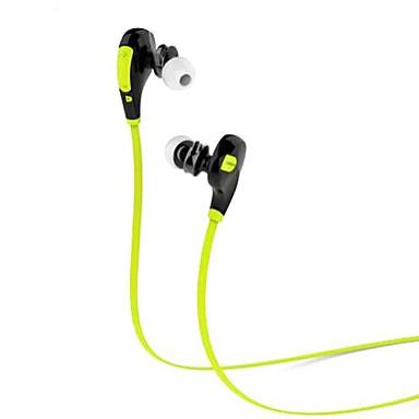 qy7 φθορά του αθλητισμού Bluetooth 4.1 στερεοφωνικά ακουστικά στο αυτί με μικρόφωνο για τα smart phones