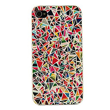 Geometrica disegno iPhone Fantasia Per X Plus iPhone iPhone 8 Apple Custodia iPhone iPhone X 5 per 8 retro Resistente Custodia 04892204 Per PC OqEw6Ea