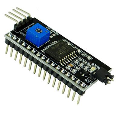 CII / i2c / Interface lcd1602 placa adaptadora 2004 lcd para arduino lcd 1602