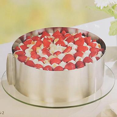 1db Újdonság Torta Műanyag Jó minőség süteményformákba