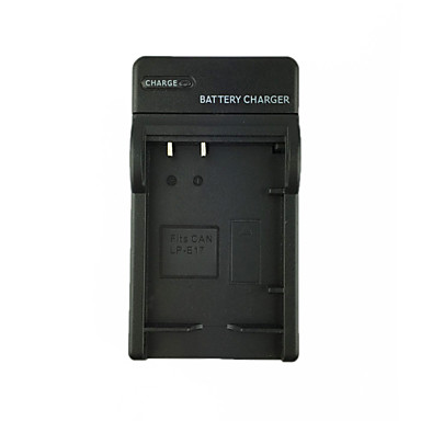 CANON EOS m3 750D 760d에 대한 lpe17 디지털 카메라 배터리 충전기