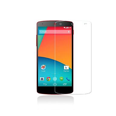 Protetor de Tela LG para LG Nexus 5 Vidro Temperado 1 Pça. Alta Definição (HD)
