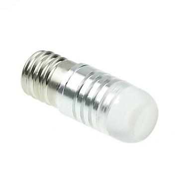 e17 led spotlight 1 cob 240-260lm branco quente branco frio branco natural 3000k 6000k 6500k dimmable decorativo dc 12 ac 12v