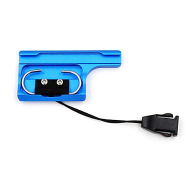 클립 방수 하우징 케이스 충격방지 방수 먼지 방지 에 대한 액션 카메라 Gopro 4 Black Gopro 4 Gopro 3+ 다이빙 알루미늄 합금