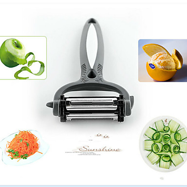 konyhai eszközök Rozsdamentes acél Kreatív Konyha Gadget Cutter & Slicer Növényi 1db