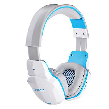 B3505 - Ακουστικά Κεφαλής - για Bluetooth - Ακουστικά Κεφαλής (Με Λουράκι στο Κεφάλι) - Ηλεκτρονικό Παιχνίδι -Media Player/Tablet/Κινητό