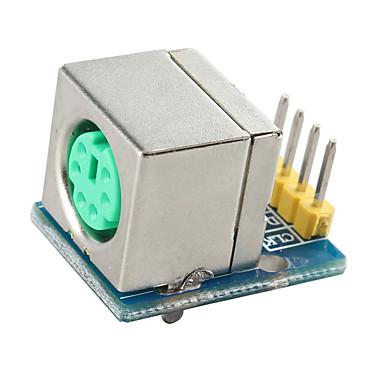 PS2 인터페이스 모듈 PS2 마우스 키보드 PS2 장치 모듈 소켓