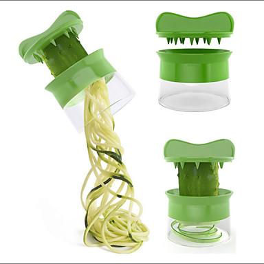 olcso Gyümölcs-, zöldségvágó eszközök-növényi gyümölcs spiralizer sajt mandolin uborka szeletelő burgonya élelmiszer saláta készítő