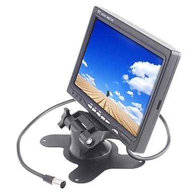 7 인치 TFT-LCD 자동차 리어 뷰 모니터 카메라 고품질