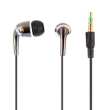 In Ear Wired Headphones Balanced Armature Plastic Mobile Phone Earphone Headset