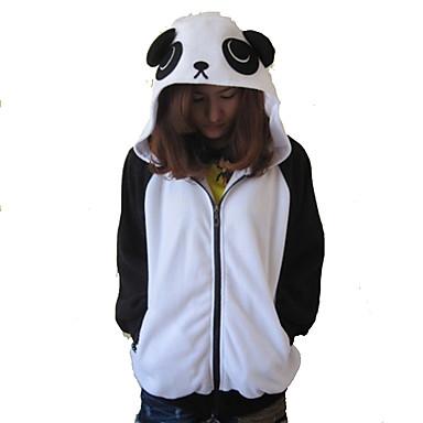 84921b3d89 Kigurumi Oso Panda Animal Pijamas de una pieza Lana Polar Cosplay por  Unisex Ropa de Noche
