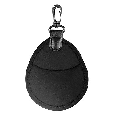 pénztárca esetén táska 2 zsebbel 25mm - 77mm objektív szűrő 49mm 52mm 58mm 67mm