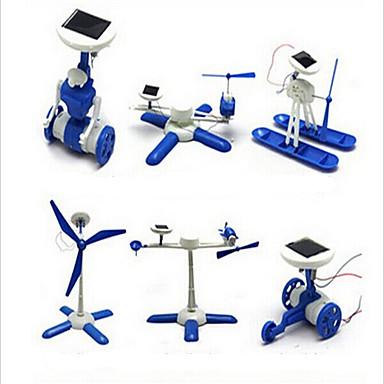 로봇 태양열 에너지 장난감 과학&디스커버리 완구 기계 로봇 솔라 - 전원 교육 DIY 아동용 남아