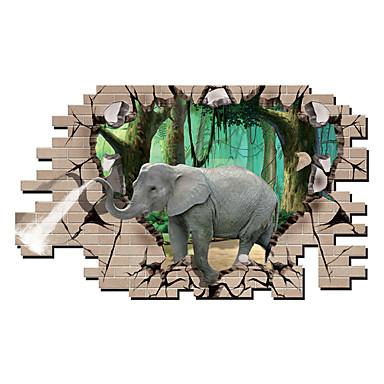 Állatok / Botanikus / Rajzfilm / Romantika / Divat / Ünneő / Landscape / Alakzatok / Szállítás / Fantasy / 3D Falimatrica 3D-s falmatricák