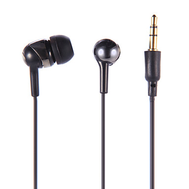 In Ear Wired Headphones Balanced Armature Plastic Mobile Phone Earphone Headset