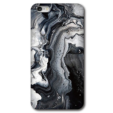 Kompatibilitás iPhone 8 iPhone 8 Plus iPhone 5 tok tokok Minta Hátlap Case Márvány Kemény PC mert iPhone 8 Plus iPhone 8 iPhone SE/5s